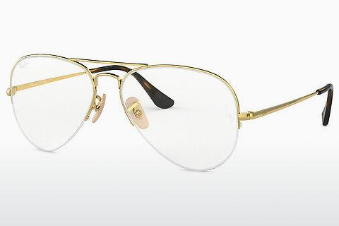 Occhiali design Ray-Ban Aviator Gaze (RX6589 2500)