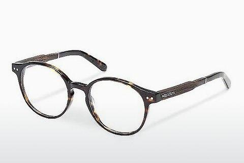 Occhiali design Wood Fellas Solln (10929 ebony/havana)