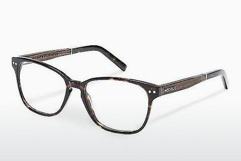 Occhiali design Wood Fellas Bogenhausen (10930 ebony/havana)