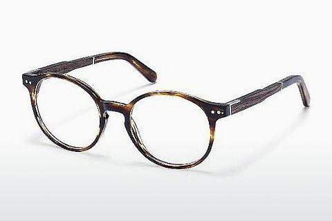 Occhiali design Wood Fellas Solln Premium (10935 ebony/havana)