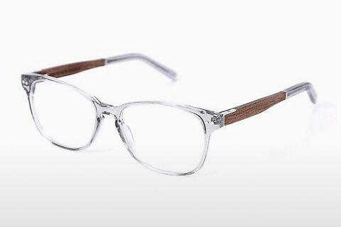 Occhiali design Wood Fellas Sendling Premium (10937 walnut/grey)