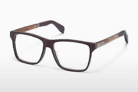 Occhiali design Wood Fellas Kaltenberg (10940 zebrano)
