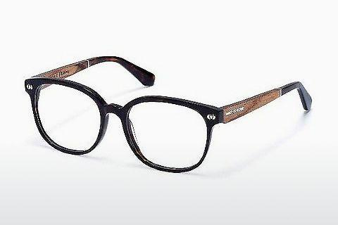 Occhiali design Wood Fellas Rosenberg (10945 zebrano)