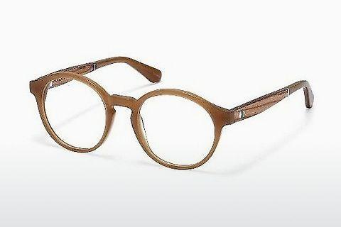 Occhiali design Wood Fellas Werdenfels (10951 zebrano)