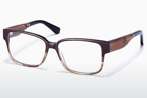 Occhiali design Wood Fellas Ringberg (10966 walnut)