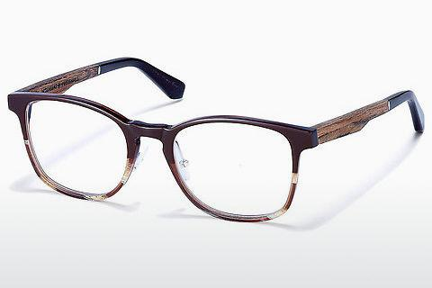 Occhiali design Wood Fellas Friedenfels (10975 walnut)