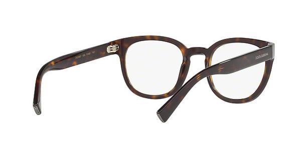 DOLCE & GABBANA Dolce & Gabbana Herren Brille » DG3287«, braun, 502 - braun