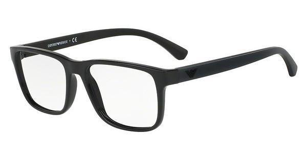 Emporio Armani Damen Brille » EA3132«, braun, 5026 - braun