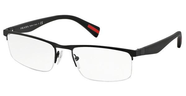 Prada Sport   PS 52FV DG01O1 BLACK RUBBER