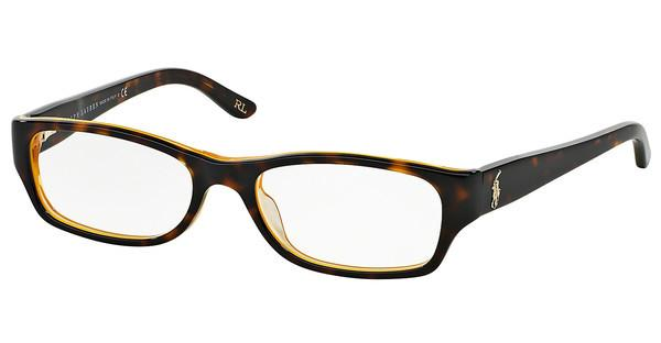 Ralph Lauren   RL6058 5277 TOP HAVANA/YELLOW