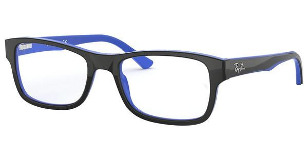 Ray-Ban   RX5268 5179 TOP BLACK ON BLUE