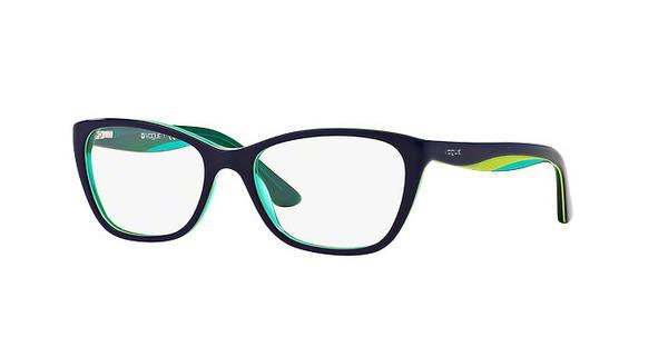 VOGUE Vogue Damen Brille » VO2961«, blau, 2311 - blau