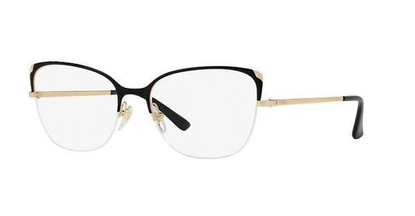 VOGUE Vogue Damen Brille » VO4077«, schwarz, 352 - schwarz