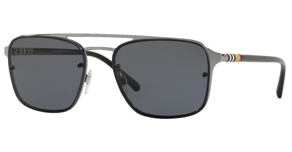 Burberry   BE3095 100381 POLAR GREYGUNMETAL
