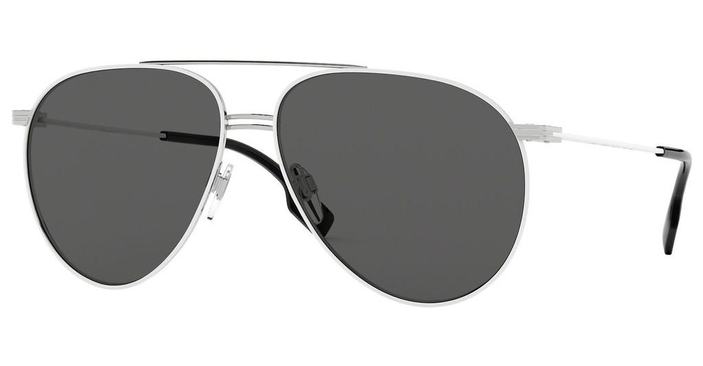 Burberry   BE3108 129487 GREYSILVER/MATTE WHITE