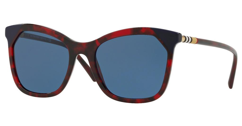 Burberry   BE4263 371180 BLUERED HAVANA/BLUE