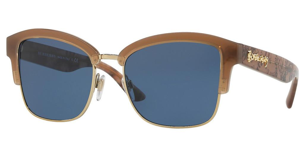 Burberry   BE4265 371480 BLUEOPAL BEIGE/LIGHT GOLD