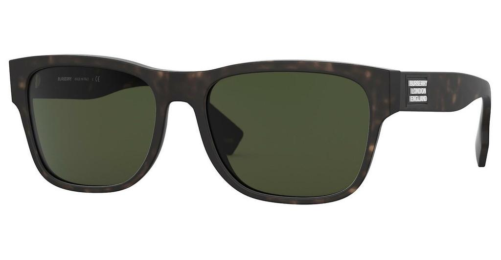 Burberry   BE4309 353671 GREENMATTE DARK HAVANA