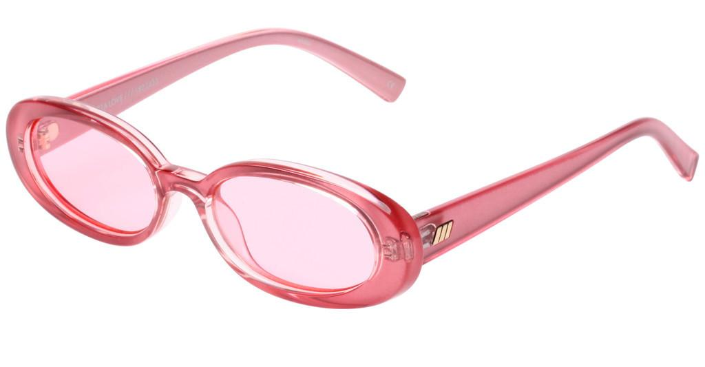 Le Specs   OUTTA LOVE LTD EDT LSP1802433 HOT PINK TINTBUBBLEGUM SHIMMER