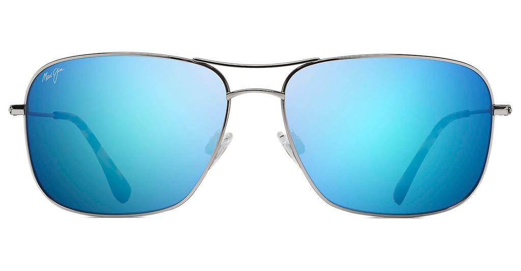 Maui Jim   Breezeway B773-17 Blue HawaiiSilver