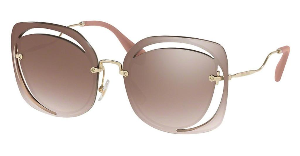 Miu Miu   MU 54SS DHOAD5 GRADIENT BROWN MIRROR SILVERBROWN