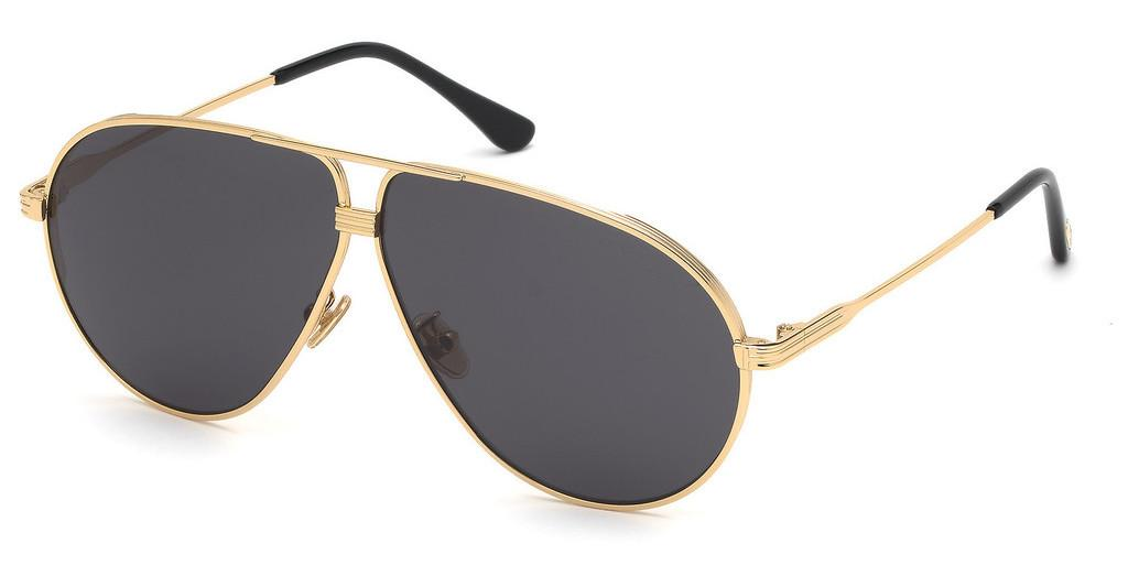 Tom Ford   FT0734-H 30A greyshiny yellow gold