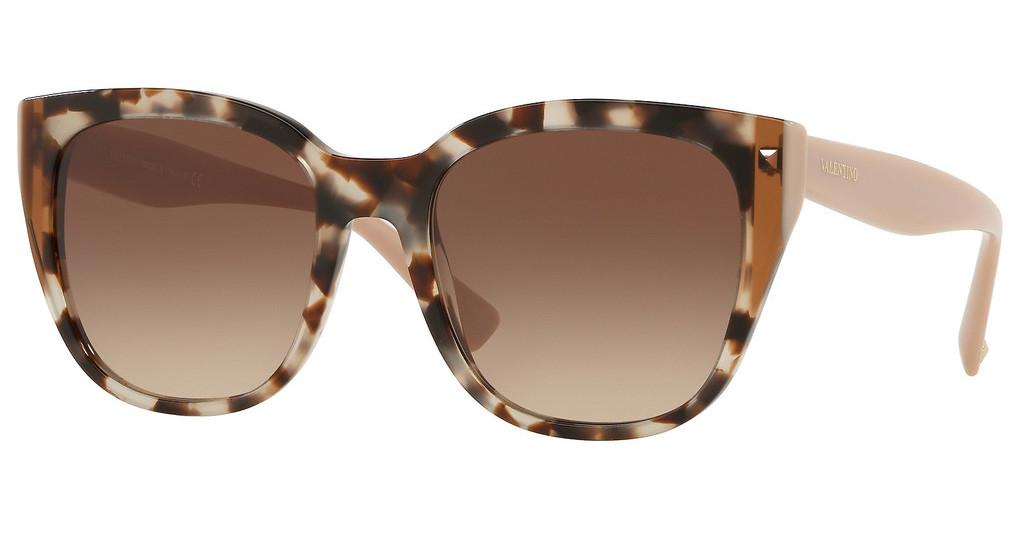Valentino   VA4040 509713 GRADIENT BROWNHAVANA BROWN/TRASP BROWN/BEIGE