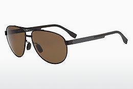 Boss Damen Sonnenbrille » BOSS 0943/S«, schwarz, 807/9O - schwarz/grau