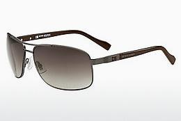 Sonnenbrille Boss Orange BO 0107/S 9T6/HA - Silber, Braun