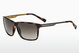 Sonnenbrille Boss Orange BO 0163/S 8XL/HA - Braun, Havanna