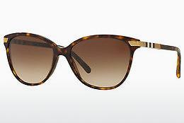 Sonnenbrille Burberry BE4216 300213 - Braun, Havanna