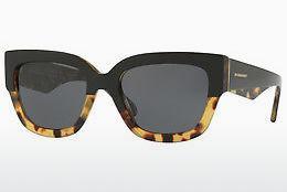 BURBERRY Burberry Damen Sonnenbrille » BE4252«, schwarz, 364987 - schwarz/grau