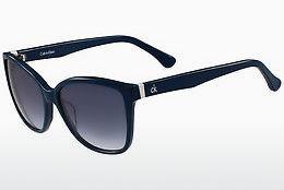 Calvin Klein Damen Sonnenbrille » CK3188S«, braun, 625 - braun/braun