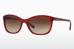 Sonnenbrille DKNY DY4093 370313 - Rot