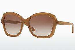DKNY Damen Sonnenbrille » DY4128«, braun, 367513 - braun/braun