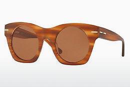 DKNY Damen Sonnenbrille » DY4147«, braun, 372713 - braun/ rosa