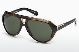 Occhiali da vista Dsquared DQ0249 52N - Marrone, Dark, Havana