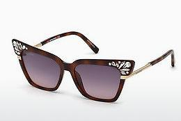 Occhiali da vista Dsquared DQ0293 53B - Avana, Yellow, Blond, Brown
