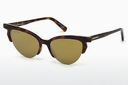 Occhiali da vista Dsquared DQ0298 53G - Avana, Yellow, Blond, Brown