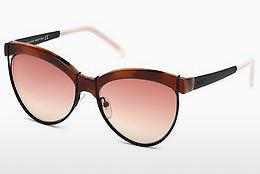 Lunettes de soleil Emilio Pucci EP0057 53Z - Havanna, Yellow, Blond, Brown