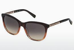 Sonnenbrille Escada SES439 0D83 - Braun, Havanna, Orange