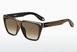 Sonnenbrille Givenchy GV 7002/S R99/J6 - Braun