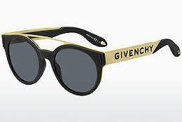 GIVENCHY Givenchy Herren Sonnenbrille » GV 7061/S«, grün, 1ED/QT - grün/grün