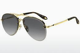 Sonnenbrille Givenchy GV 7075/S J5G/9O - Gold
