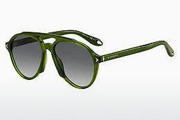 GIVENCHY Givenchy Herren Sonnenbrille » GV 7076/S«, grün, 1ED/9O - grün/grau