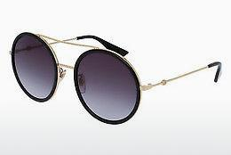 Sonnenbrille Gucci GG0061S 001 - Gold