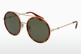 Sonnenbrille Gucci GG0061S 002 - Gold