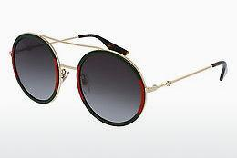 Sonnenbrille Gucci GG0061S 003 - Gold