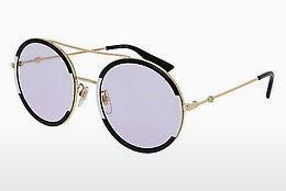 Sonnenbrille Gucci GG0061S 006 - Gold