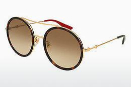 Sonnenbrille Gucci GG0061S 013 - Gold
